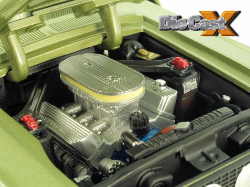 Auto World 1967 Shelby GT500 R&T