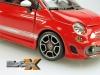 Bburago 1:24 Fiat 500s