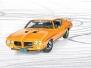 ACME 1970 Pontiac GTO Judge