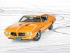 ACME 1970 Pontiac GTO Judge