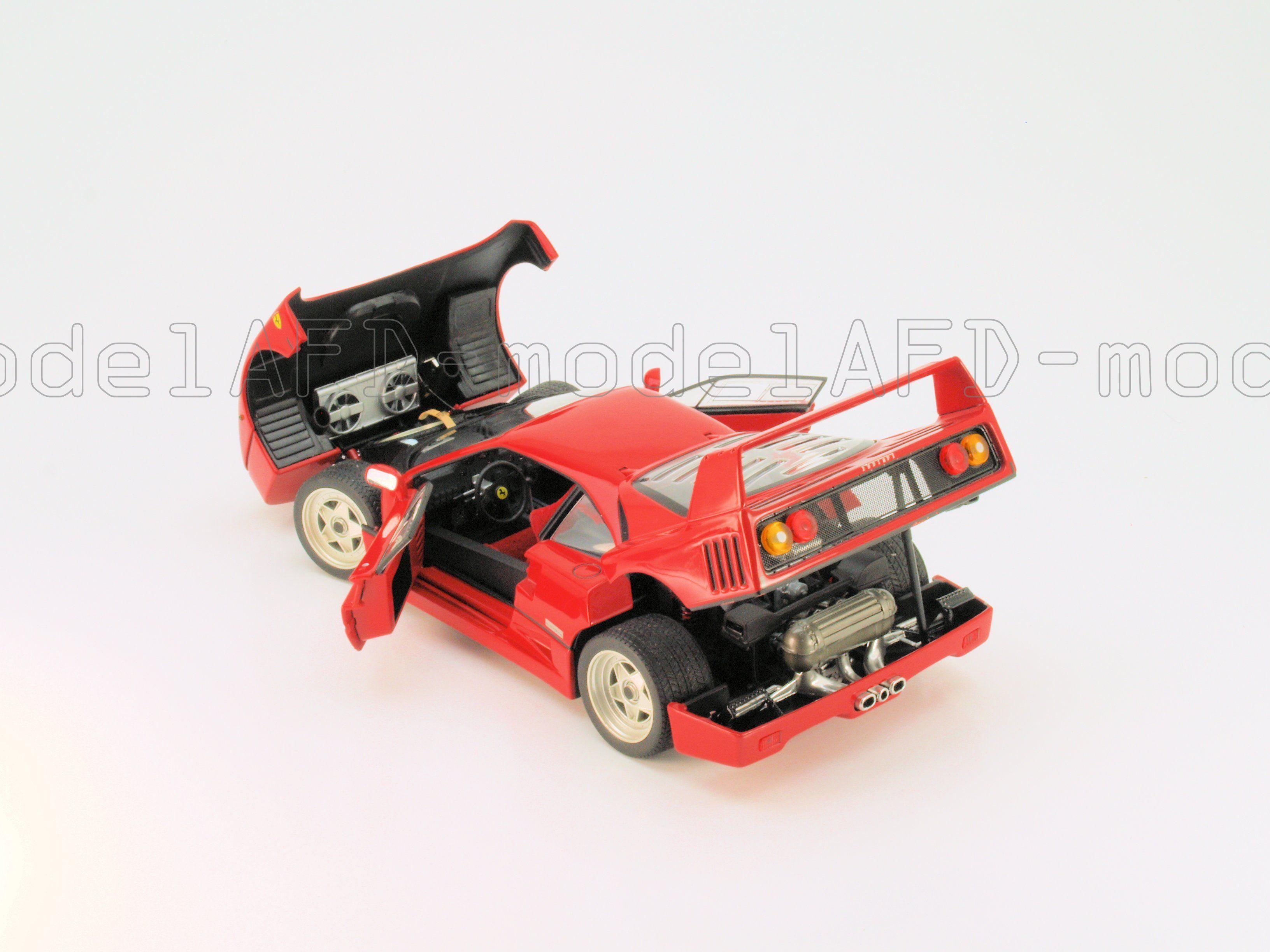 AFD-Model Ferrari