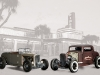 GMP \'32 Ford Coupe and Roadster 1:18 scale