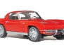 AUTOart 1963 Chevrolet Corvette Sting Ray Coupe