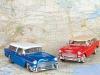 Maisto Chevrolet Nomads 1:18 scale