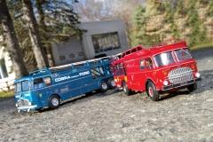 Exoto Race Transporters