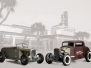 GMP \'32 Ford Coupe and Roadster