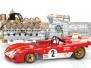 GMP Ferrari 312 and V-12 Engine