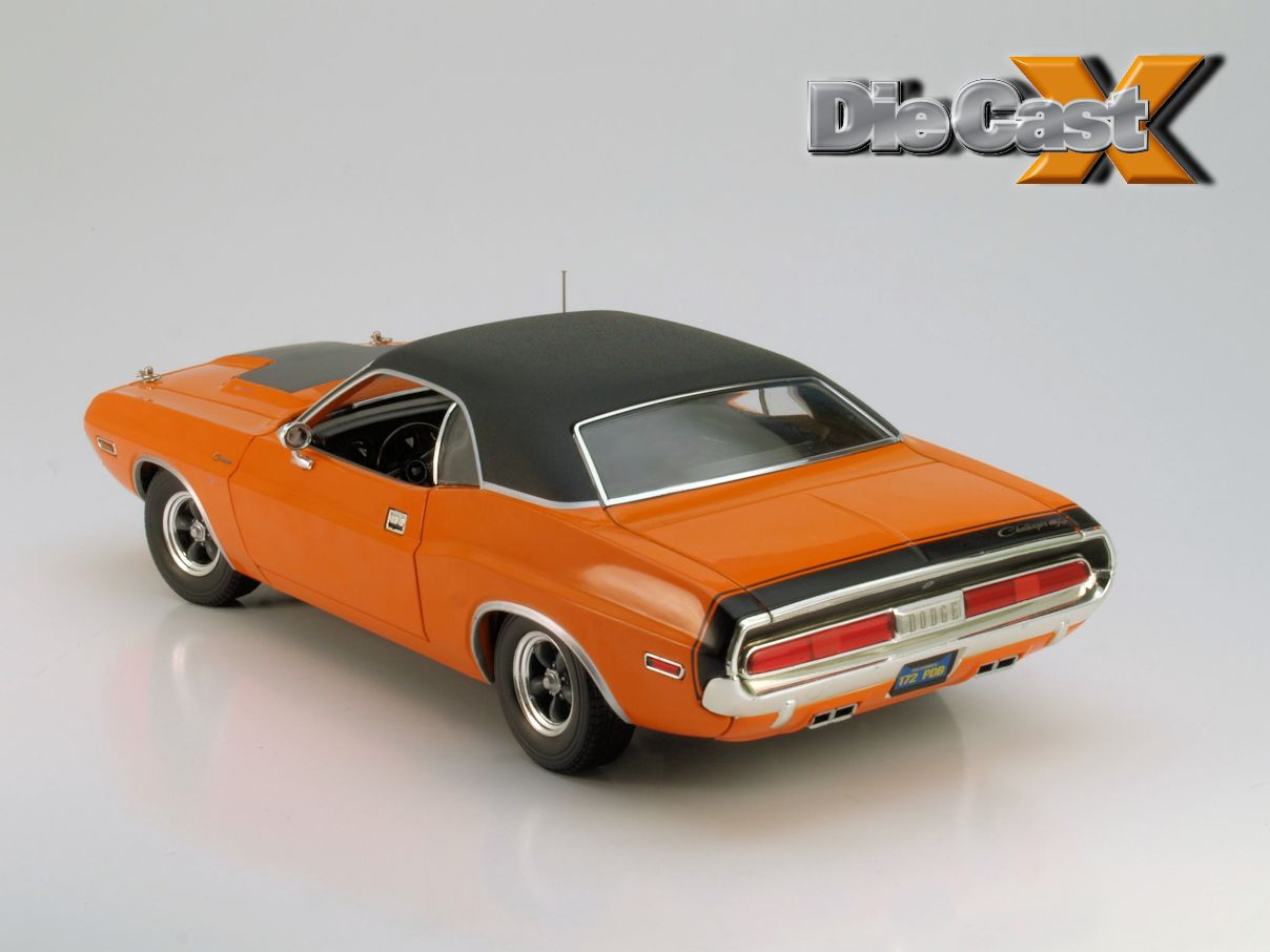 GreenLight 1:18 Challenger