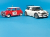 Kyosho Mini Coopers 1:18 scale