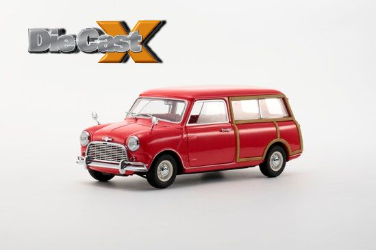 Kyosho Mini Traveller 1:18