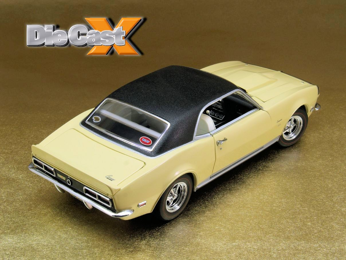 Lane 1:18 Nickey Camaro