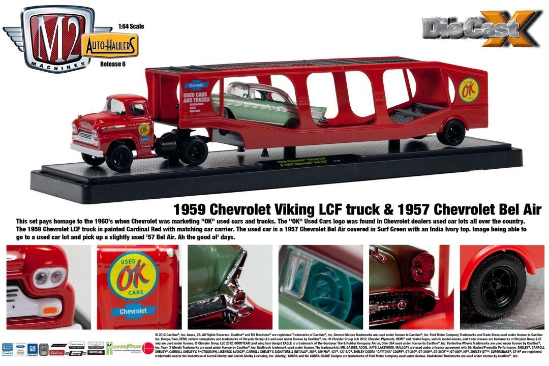 Car M Bel Len it must be auto haulers rolls releases in 1 64 die cast x