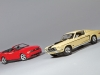 Maisto '69 and '10 Mustang GT 1:18 scale