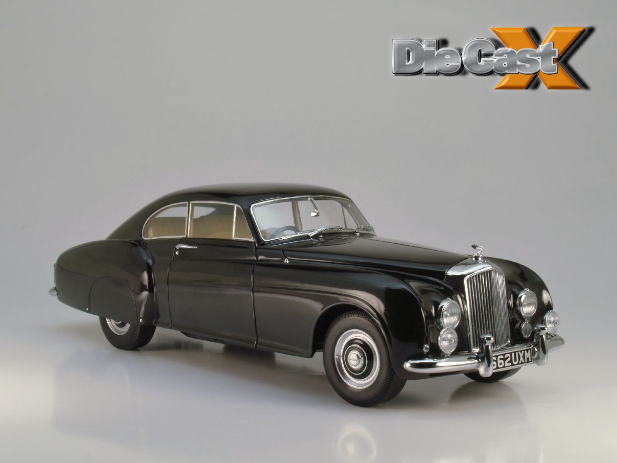 first look minichamps 1 18 1954 bentley r type. Black Bedroom Furniture Sets. Home Design Ideas