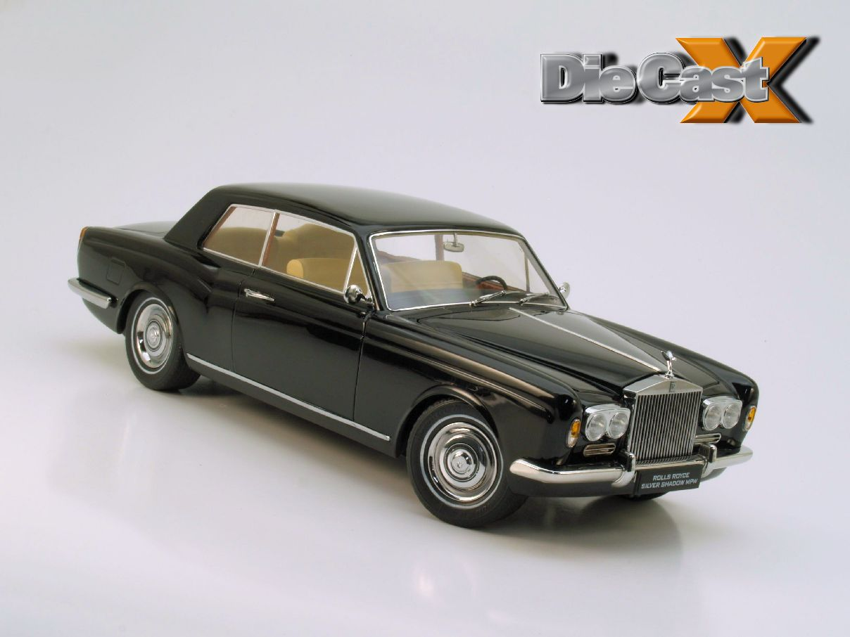 Paragon 1:18 Rolls-Royce MPW Coupe