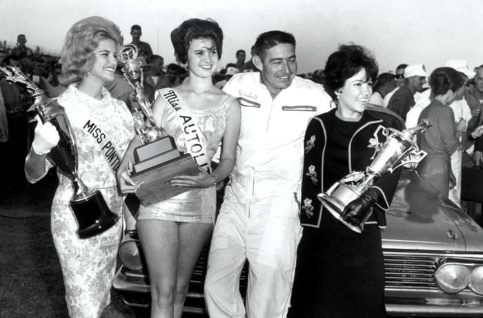 1962 Daytona 500 Winner Fireball Roberts