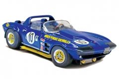 Steve Built Corvette