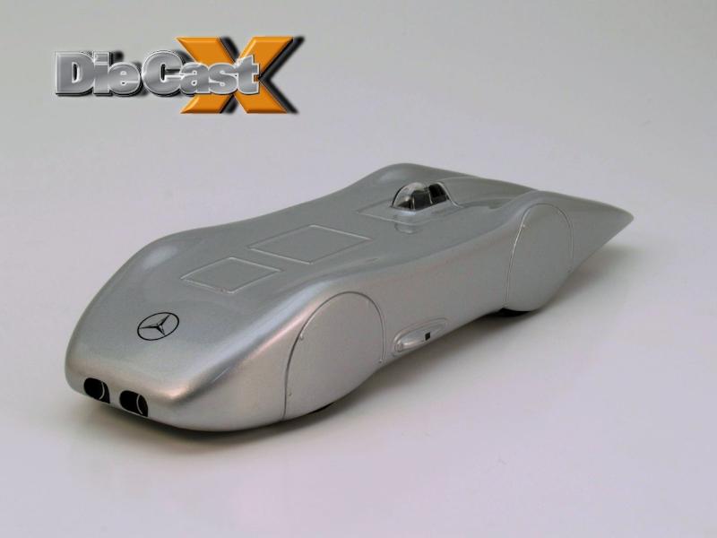 Minichamps Mercedes Streamliner