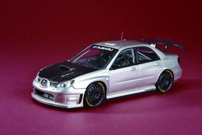 HPI Gives Subaru a Face Lift