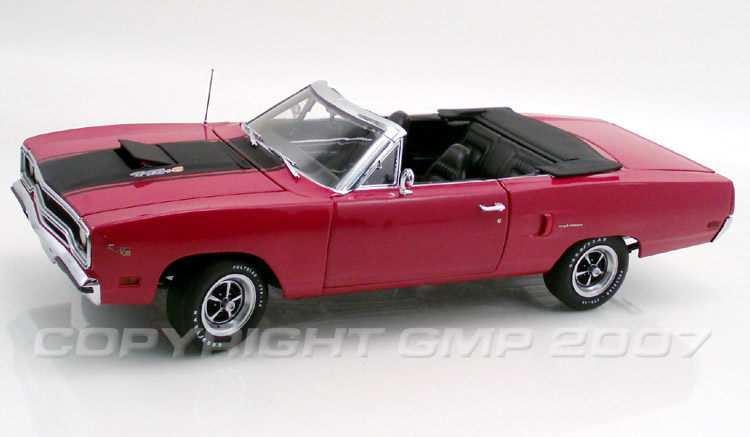 Limited Edition 440-6 Convertible 'Runner