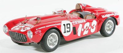 Sneak Peek: BBR Ferrari 375 Plus