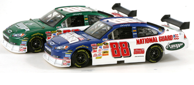 Exclusive: Dale Jr's New Ride!