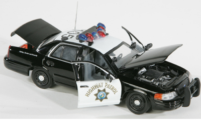 Diecast Direct's Crown Vic Cruisers