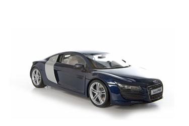 Audi's A-list Sportscar from Kyosho