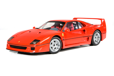 Kyosho Ferraris Back in Gear
