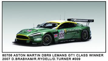 Aston Martin Le Mans Winner