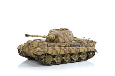 King Tiger – fearsome feline firepower