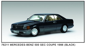 AUTOart Mercedes 500 SEC
