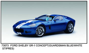 Shelby GR-1 Concept from AUTOart