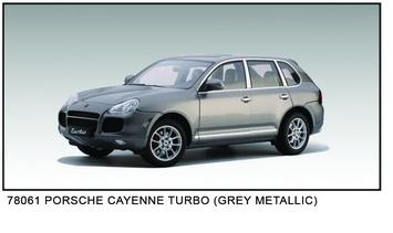 Hot Cayenne Turbo