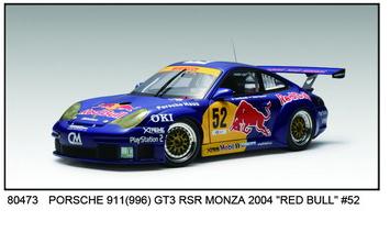Brace of Racing 911s