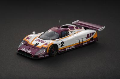 Jaguar Returns to Le Mans Glory