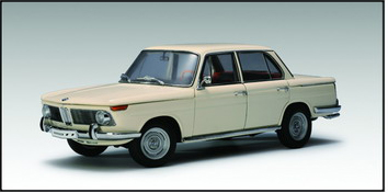 Before the BMW 2002 there was…