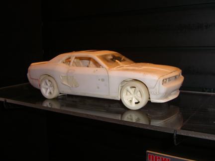 SNEAK PEEK: Prototype Challenger