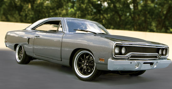 GMP Plymouth Road Runner