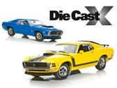 Castline Boss Mustangs