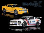 AutoArt 2009 Mustangs