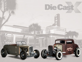 GMP 32′ Ford Roadster and Coupe