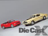 Maisto '68 & '10 Mustang GT