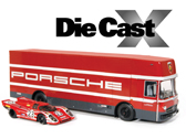 Schuco Porsche Transporter