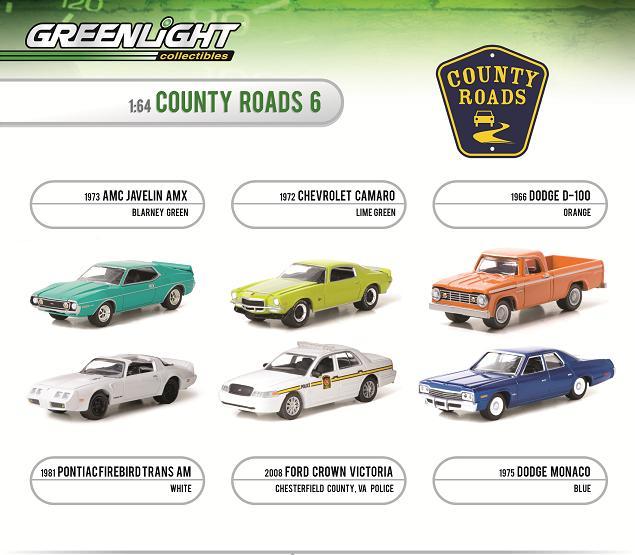 Greenlight County Roads 6