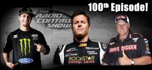 The Radio Control Show Celebrates Its 100th Episode!The Radio Control Show Celebrates Its 100th Episode!