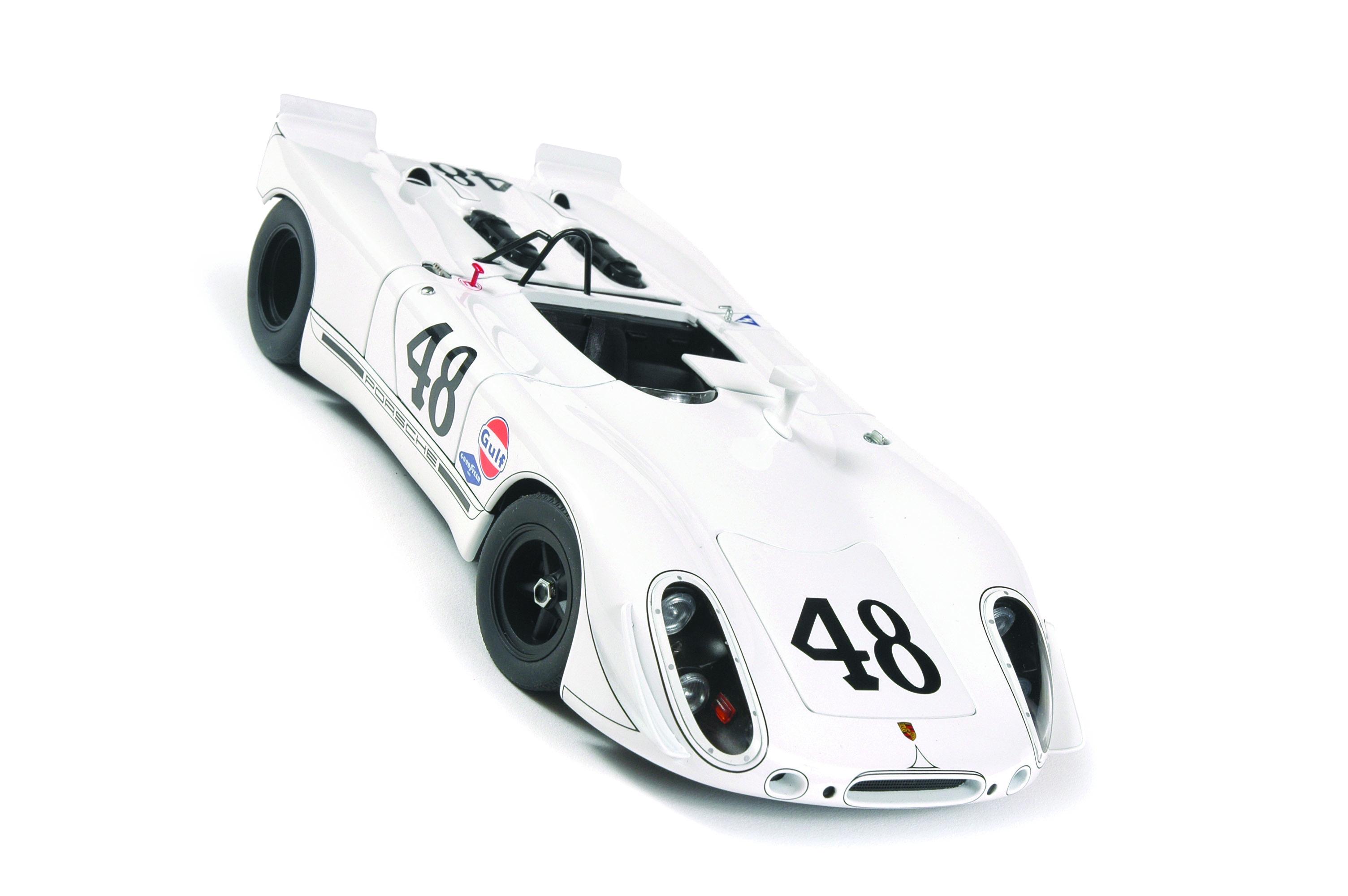 AUTOART 1970 Porsche 908/02 (McQueen)