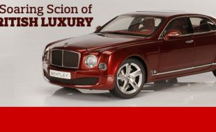 Kyosho Bentley Mulsanne Speed
