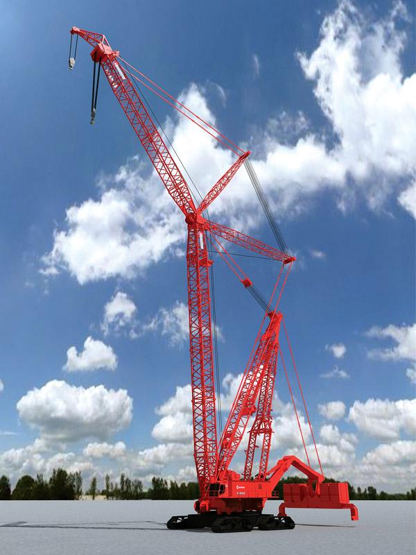 TWH Manito 31000 Crane