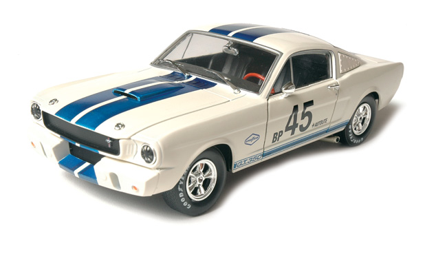 M2 MACHINES 1965 Shelby GT350R